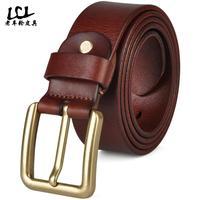 2015 new 100% genuine leather man or woman belt top cowhide high quality famous designer ceinture louis luxury strap sash