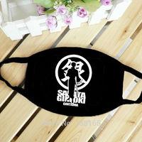 GINTAMA Sakata Gintoki cosplay Mask Mouth-muffle Face Mask,Cotton Mouth Masks warm,boys&girls Anti Dust/Windproof Masks