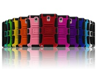 Triad scaffold sliding sleeve series Case For Samsung Note 3 N9000 500pcs/lot