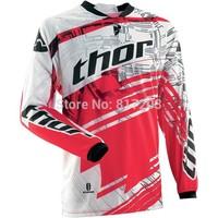 Free shipping 2015 Motorcycle Motocross Racing Jersey downhill ATV MTB Bicycle Jersey T-shirt