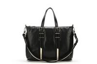 Men's Black Genuine Leather Travel Bags,Men Casual Leather Business Bags,Famous Designer Bags Designer Handbags High Quality