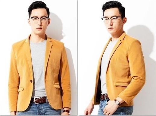 Christmas Gifts Men's Velvet Blazer Suit /Fashion Slim Fit Wine Red Masculino Male Civies/ Men Suit Male Blazer Blaser Jackets(China (Mainland))