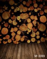 1.5 * 2M Roundwood Background  photography backgrounds photo M 3088