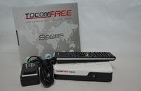 Hot selling South America Brazil decoder Tocomfree S928S high definition digital twin tuner for nagra 3 SKS receiver