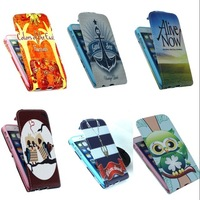 "For Iphone 6 4.7"" Case High Quality Cartoon Design Magnetic Holster Flip PU Leather Phone Cases Cover B1159-A"