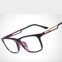 2015 New Brand Designer Women/men optical eyewear frames myopia glasses frame ultra-light TR90 Eyeglasses Frame Oculos De Sol