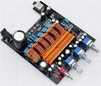 YJ 24VDC 2.1 channel class D NE5532 + TPA3116 amplifier board 2*50W+100W