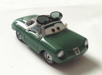 Free shipping genuine original pixar Cars 2 alloy die toy model car Carinne cavvy  toys for children gift