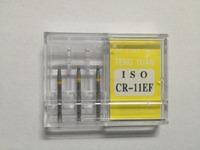 60 Pcs/set Diamond Dental Burs Lab Burrs Tooth Drill CR-11EF