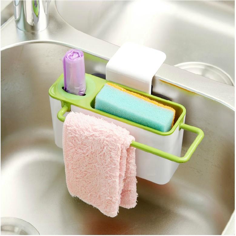 delightful Kitchen Sink Brush #4: Sink Tidy Home Furniture Diy