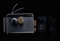 Electronic Lock for Video Door Phone, Security Door Lock for Video Intercom+12V 2A Power Adapter