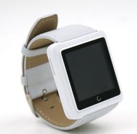 2014 NEW Newest 1.54 Inch U10 U Smart Anti-lost Bluetooth Watch Waterproof Smart Android Watch ForiPhone/SamsungHTC Smartphones