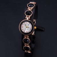 2015 New Women Watches Fashion Quartz Watch Casual Brand Clock Hot Sale Female Girls Ladies Round Dial Watch Wholesale