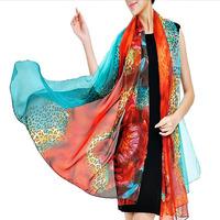 2015 new women sun Protection supper large silk swimwear beach cover up soft beach towel 140cm *200cm