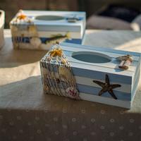 TB010  decoration tissue box paper pumping box table napkin paper box home decoration 24*12*10cm