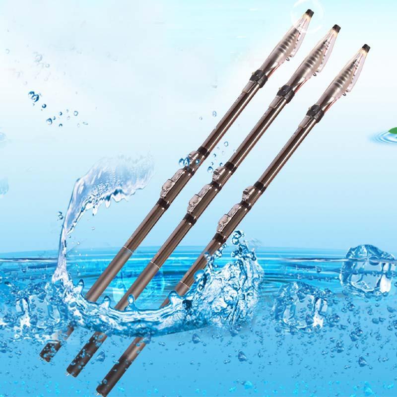no.2009 free shipping Super hard white sea rod fishing rod carbon 3.6 meters 4.55.46.3 meters fishing sea rod fishing tackle(China (Mainland))