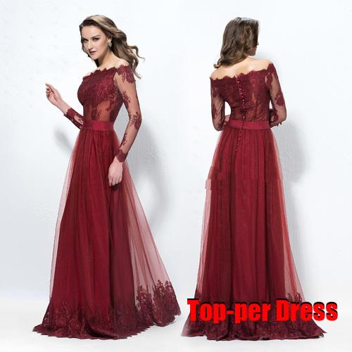 Plus Size Long Prom Dresses 2016 - Long Dresses Online