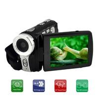 "Professional Anti Shake 3.0"" Touch Screen 16x Zoom 16MP 720P HD Digital Video Camera Camcorder DV CMOS 5.0Mega Pixels 0.4-DVR28H"