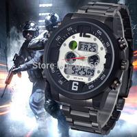 Brand Sports Watches Men Relogio Masculino Digital Watch Fashion Casual Waterproof Quartz Watch Led Military Men Wristwatches