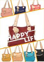 2015 New Hot Sale Hot Tassel Letter Bags Women Handbags Brand Fashion Bags Sports Shoulder Bag W028