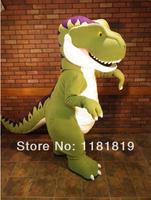 High quality Goodnight Dino Scholastic Worldwide Mascot costume fancy costume cosplay kits mascotte fancy dress carnival costume
