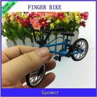 Hot sale!  children child new funny sports multi-color mini finger bicycle bike model FSB toys for kids 3pcs/lot free shipping
