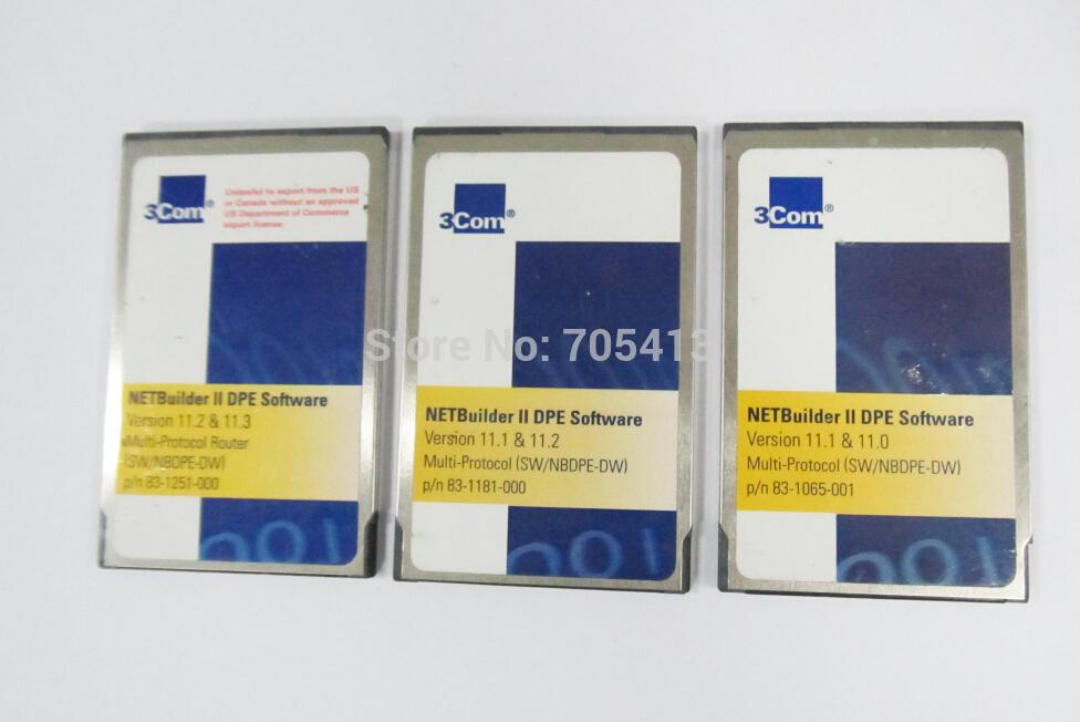 SMART MODULE 20MB Memory Card PC ATA FLASH CARD version 11.0 11.1 11.2 11.3(China (Mainland))