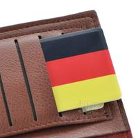 New style Personality Germany flag pattern card shape 4GB 8GB 16GB 32GB USB 2.0 Memory Stick Flash Pen Driver U Disk USB562