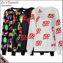 Mens Hoodies And Sweatshirts Sudaderas Hombre Sport Suit Men Crewneck Emoji Sweater Jogging Suits For Men 3d Sweatshirt(China (Mainland))