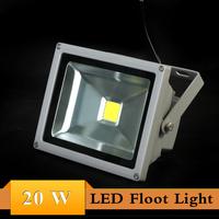 10pcs/lot LED flood light 20W 85-265V High Power Landscape Lighting waterproof LED Floodlight Outdoor  New Year