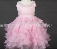 Retail New very beautiful Girl Dress  Princess girls baby  pears  tutu Dresses