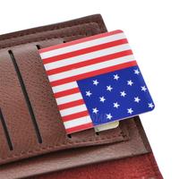 New style Personality USA flag pattern card shape 4GB 8GB 16GB 32GB USB 2.0 Memory Stick Flash Pen Driver U Disk USB565
