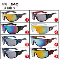 CJ with original case 2014  sunglasses wholesale factory direct fashion Colorful sunglasses/Beach glasses QS640