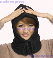 5  x Large Color Winter Warm Outdoor Camping Hiking Sports Hat Survival Ski Mask