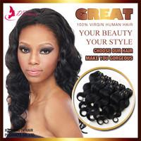 Rosa Hair 5A Brazilian Human Hair Weaves 6Pcs/Lot Bundles Cheap Brazilian Body Wave Wavy Brazilian Human Hair New