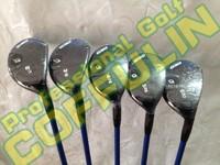 1pc G30 Golf Hybrids 17/19/22/26/30degree With Original R Graphite Shafts Free Shiping