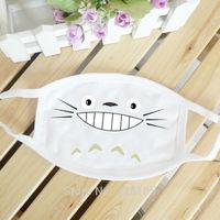 Miyazaki Hayao totoro dustbunny Spirited Away Mouth-muffle Mask,Cotton Mouth Masks warm,boys&girls Anti Dust/Windproof Masks