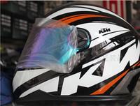 Free shipping KTM full-color helmet motorcycle helmet,ii