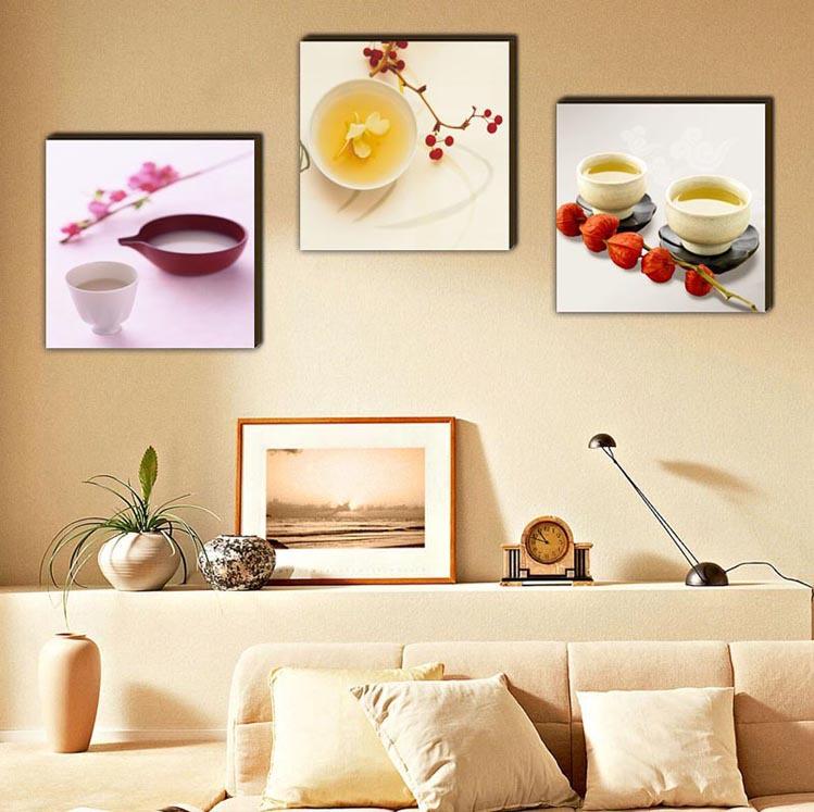 Online kopen wholesale plank schilderij uit china plank schilderij groothandel - Muur decoratie eetkamer ...
