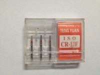 60 Pcs/set Diamond Dental Burs Lab Burrs Tooth Drill CR-12F