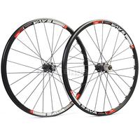 "SAVA 26"" Bicycle Wheels MTB Mountain Bike Wheelsets Black for SHIMANO SRAM 8S/9S/10S"