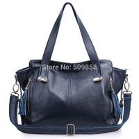 women handbag shoulder bag real leather bag motorcycle bag