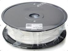 F10777 Aurora ABS 1.75mm White 3D Printer Filaments 1KG Plastic Rubber Consumables Material MakerBot RepRap UP Mendel + FS