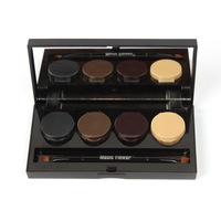 4 Colors Eyeliner Eyeshadow Gel Cream Water Proof Eye Liner with Brush Lnside Maquiagem Brand Makeup Sex Products
