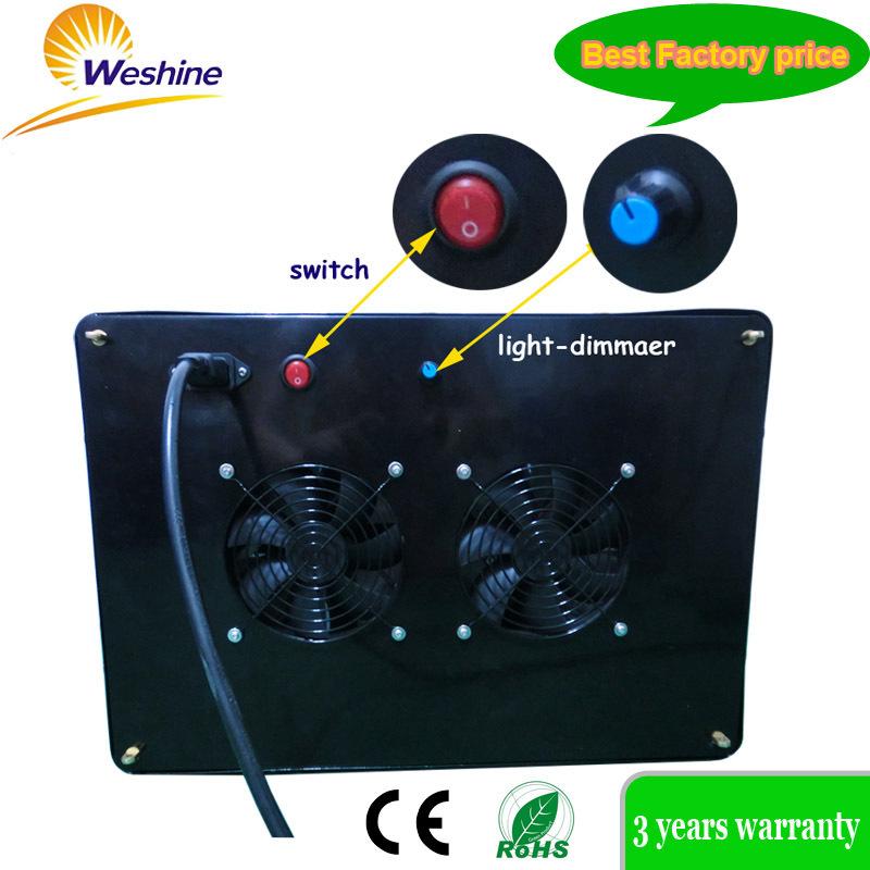 Dimmable LED Grow Light LED Grow Light 108 * 3W power plant growth , plant grow lights(China (Mainland))