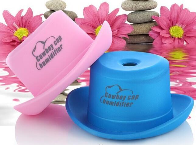 The cowboy hat humidifier Mini humidifier Cap Hat atomization humidifier(China (Mainland))