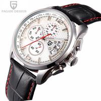 New Pagani Design Watches men luxury brand Waterproof 30m quartz men sport wristwatch Casual fashion watch relogio masculino