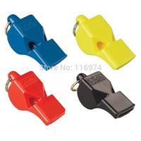 500pcs/lot FOX Classic Whistle Life Saving Whistle