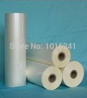 New Glossy Hot roll laminating film 3 rolls 330mmx200M/roll(China (Mainland))