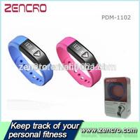 OEM Pedometer Smart Wristbands Bluetooth 4.0 Bracelet Fitness Tracker Pedometer Sleep Monitoring